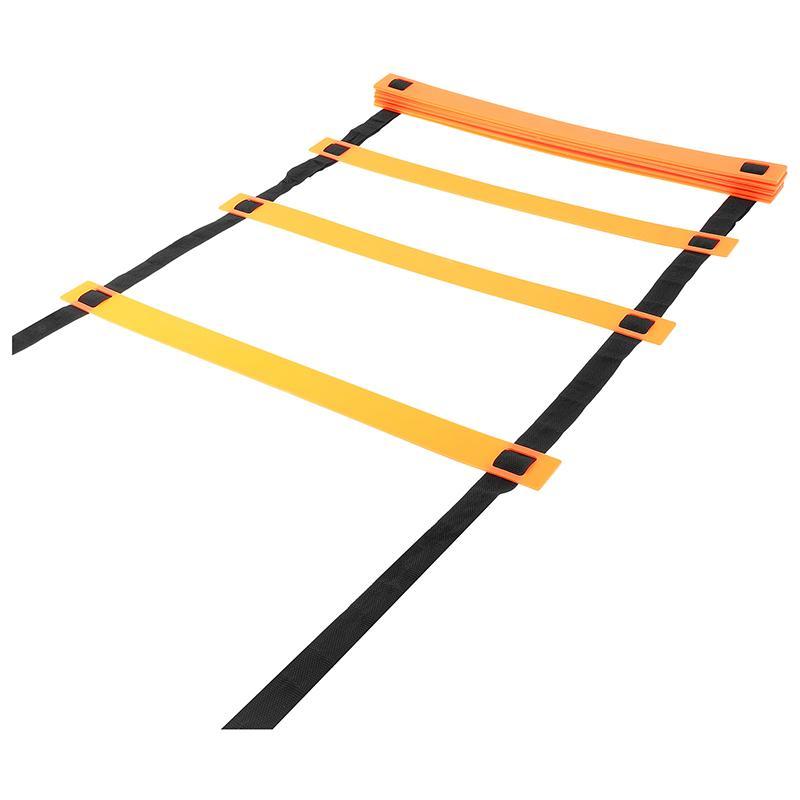 Координационная лестница SL 6 м, толщина 2 мм, 12 ступеней