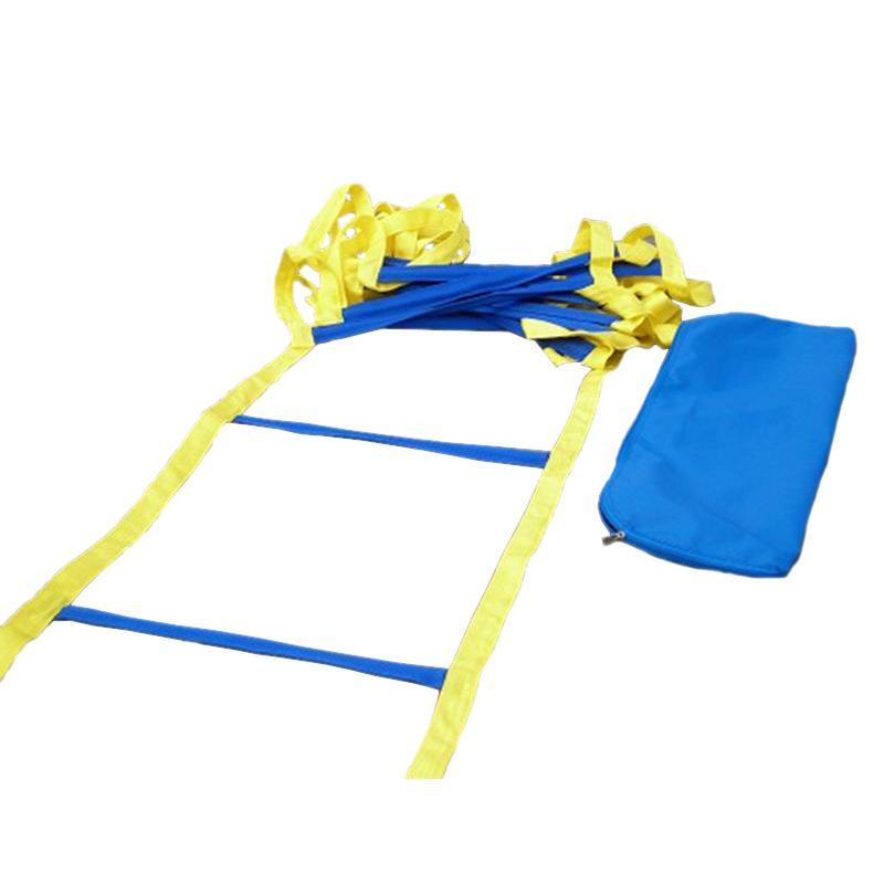 Скоростная лестница АТЛАНТ SPEEDY LADDER на 4,5 м и 10 ячеек по 37 x 45 см