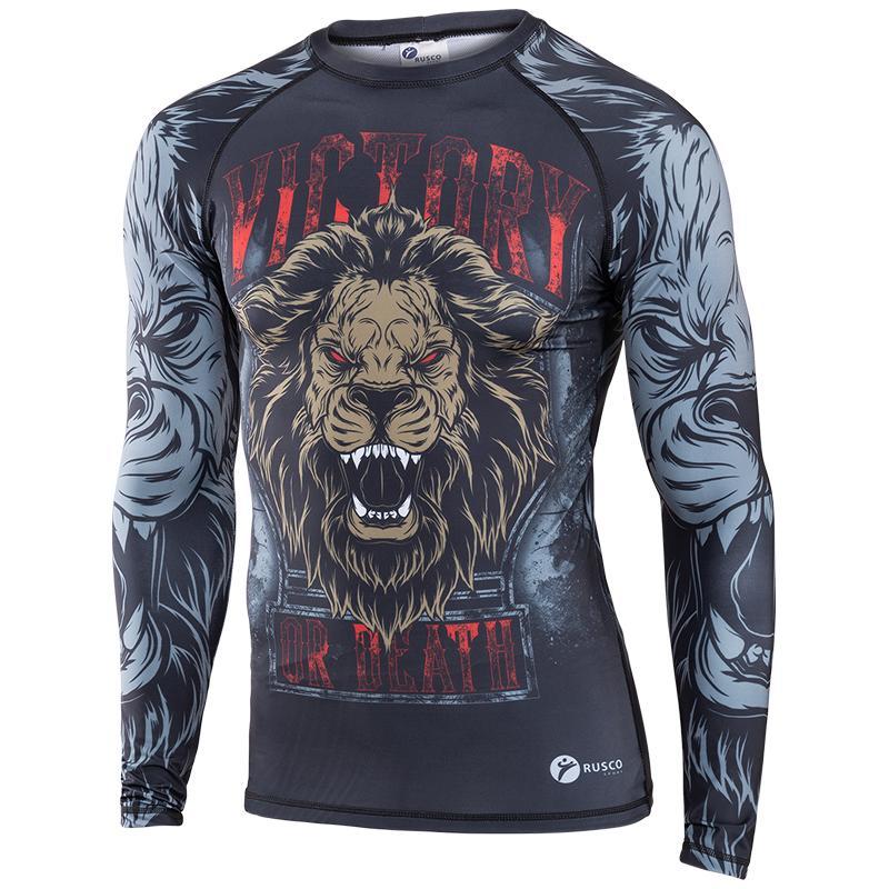 Рашгард для MMA RUSCO Lion детский