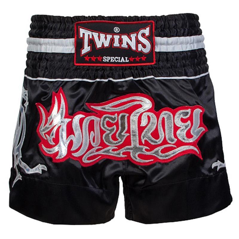 Трусы боксерские TWINS T153