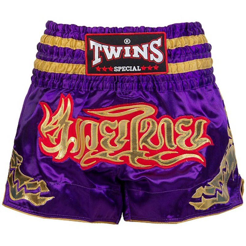 Трусы боксерские TWINS T152