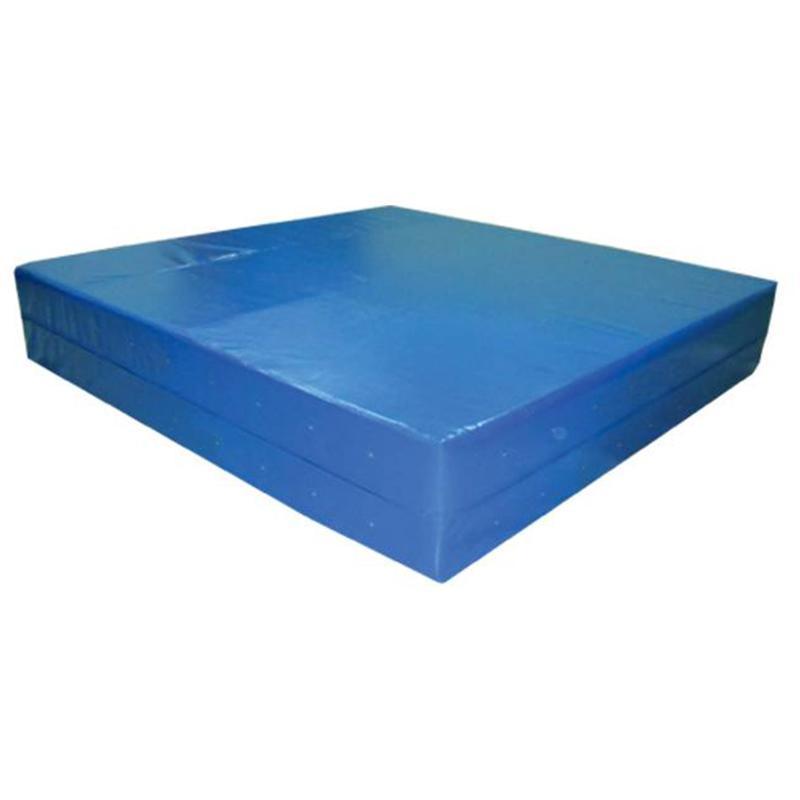 Мат гимнастический АН 5281 2,0х2,0х0,5 м (чехол тент)
