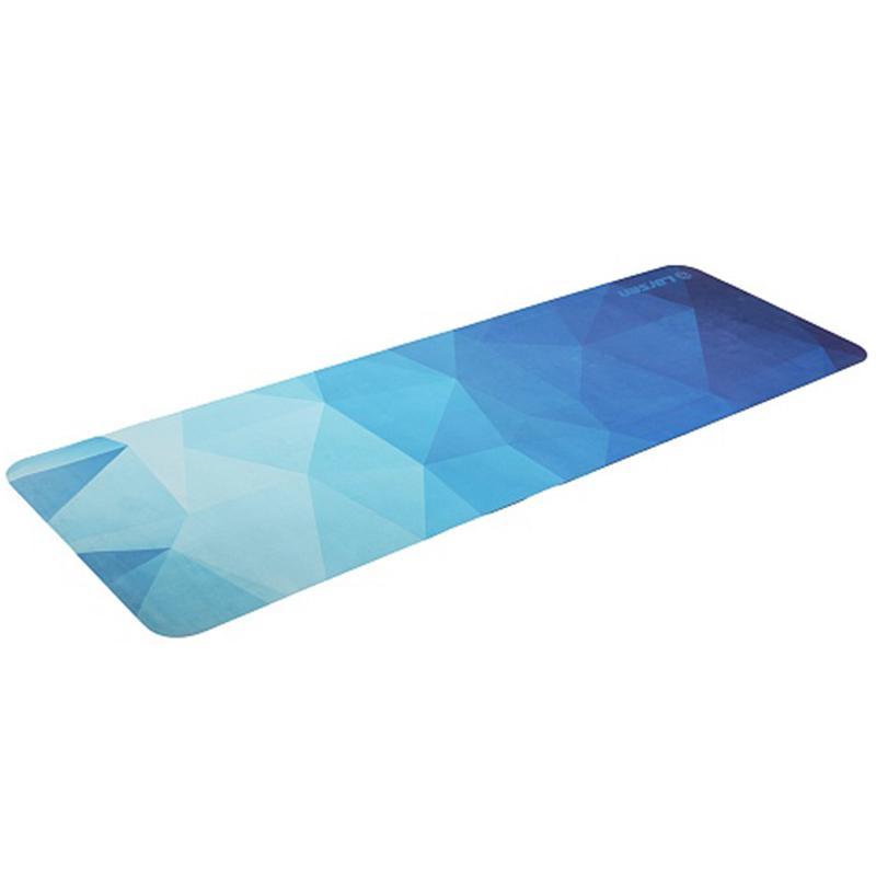 Коврик для йоги LARSEN Microfiber Style 6 180 x 60 x 0,3 см
