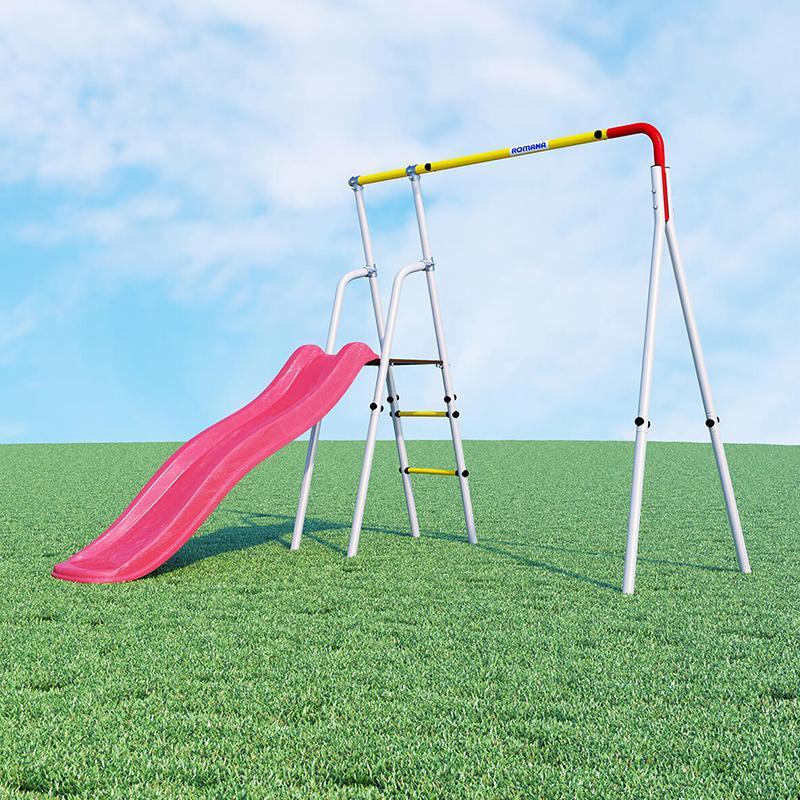 Детский спортивный комплекс для дачи Лето R.103.01.04