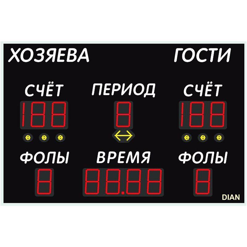Табло универсальное ТУрп 150.13 – III (№5) (1530х1025)