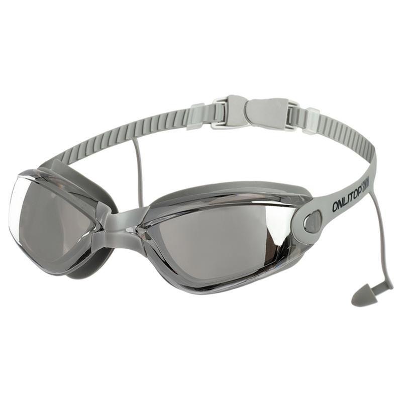 Очки для плавания + беруши ONLITOP