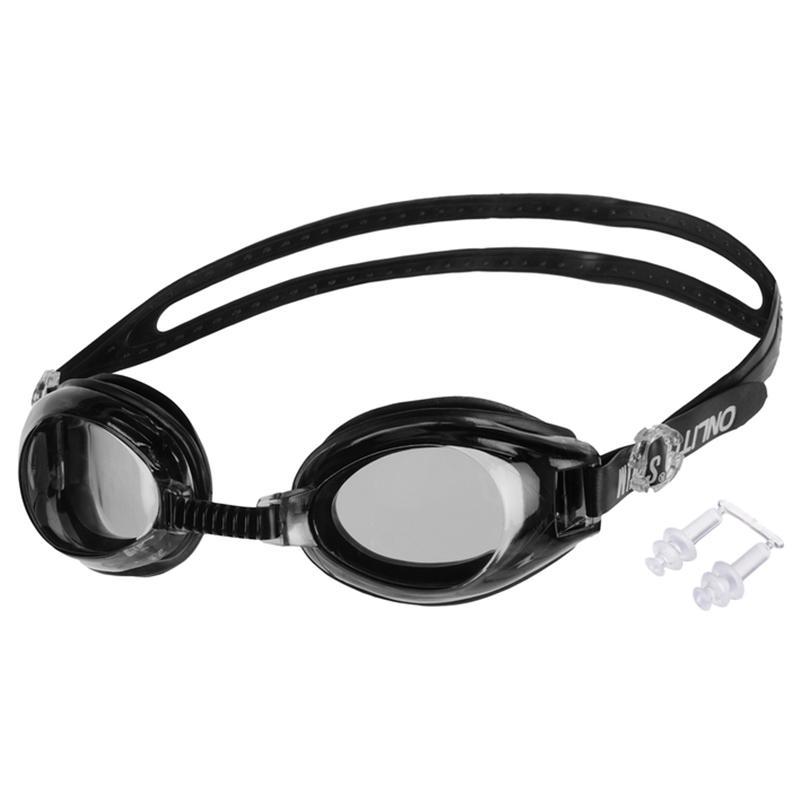 Очки для плавания + беруши взрослые ONLITOP