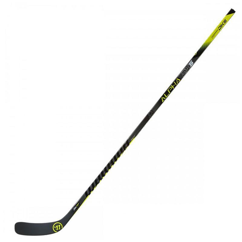Клюшка хоккейная WARRIOR ALPHA DX5 85 Bakstrm5