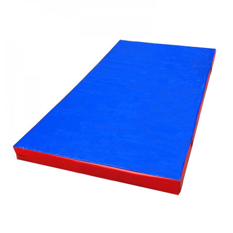 Мат гимнастический школьный 200x100x10 см (вин.кожа)