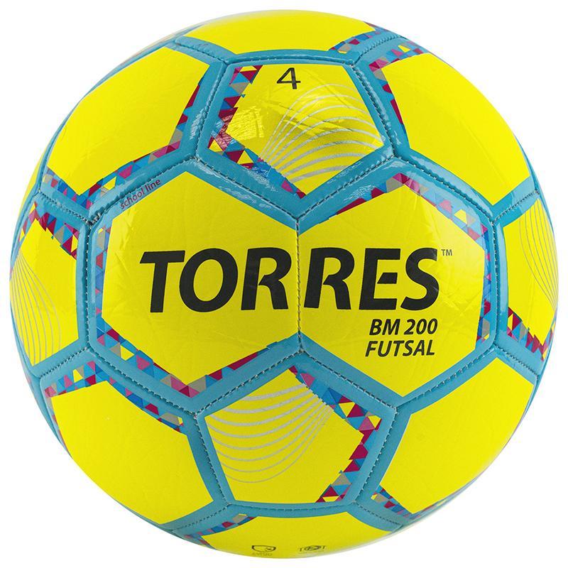 Мяч футзальный TORRES Futsal BM 200