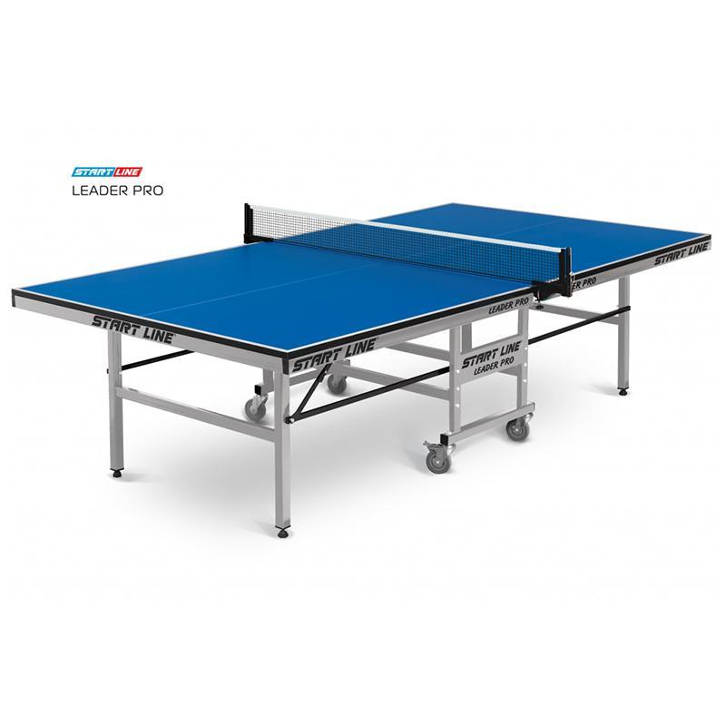 Теннисный стол для помещения START LINE Leader Pro