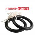Кольца гимнастические со шнуром (пара) ГК-178