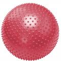 Мяч гимнастический массажный СХ HKGB801-PP диаметр 65 см