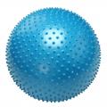 Мяч гимнастический массажный диаметр 55 см