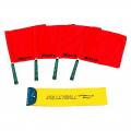 Флаги судейские для воллейбола MIKASA BA-17 (в комплекте 4шт.)