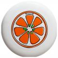 Тарелка летающая AEROCKER Апельсин