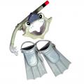 Набор для плавания Акула Ocean ORS6013