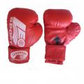 Перчатки боксерские LEO (искуственная кожа)