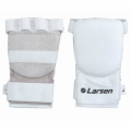 Накладки для каратэ Larsen TC-0937 (натуральная кожа)