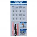 Лыжный комплект (лыжи, палки, крепления 75мм) STC, Atemi, Larsen, Motor