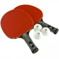 Набор для настольного тенниса Adidas COMP (2 ракетки Club II + 3 мяча Competition ITTF)