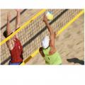 Сетка для пляжного волейбола Стандарт нить - 3мм арт. 050130