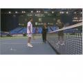Сетка для большого тенниса Стандарт нить - 4 мм арт.  080440