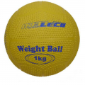 Медицинбол (Вейтбол) Leco 1 кг