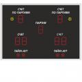 Табло для волейбола ТВ100.7 (1000х700)