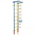 Детский спорткомплекс пристенный Leco-IT гп030945