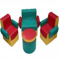 Набор детской мягкой мебели АЭЛ Подрастаем
