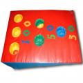 Мини-игра Гольф без шаров 100х70х30 (поролон, винилискожа) арт.3905