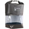 Баул водонепроницаемый Sarma с прозрачной вставкой 10л. (C 007-1)