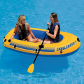 Лодка Intex Challenger 2 ручной насос (236х114х41см) 68367