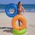 Круг прозрачный BEATWAY 36025, 91 см, 3 цвета
