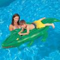 Игрушка надувная BESTWAY Крокодил 41011, 203х117 см