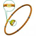 Обруч массажный ЛК электронным счетчиком 1,2 кг