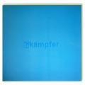 Мат гимнастический Татами Kampfer 1х1 м, толщина 50 мм