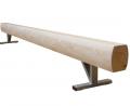 Бревно гимнастическое напольное 5 м (без опор)