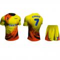 Форма футбольная сублимационная модель Ураган