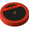 Диск пластиково-металлический 10 кг красный диаметр 25 мм