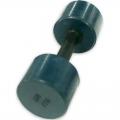 Гантель фитнес цветная обрезиненная 7 кг