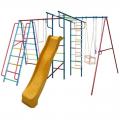 Детский спортивный комплекс ВЕРТИКАЛЬ-А1+П дачный МАКСИ с горкой 3,0 м