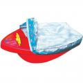 Детская песочница-бассейн Лодочка с покрытием