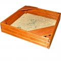 Детская песочница Росинка-Кубик
