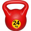Гиря пластиковая АС 24 кг