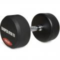 Гантель неразборная обрезиненная Harper Gym 20 кг