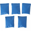 Мешочки для метания SL (набор 5 шт. по 300г, искусственная кожа)