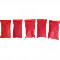 Мешочки для метания SL (набор 5 шт. по 400г, искусственная кожа)