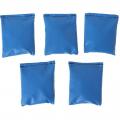 Мешочки для метания СЛ (набор 5 шт. по 150г, искусственная кожа)